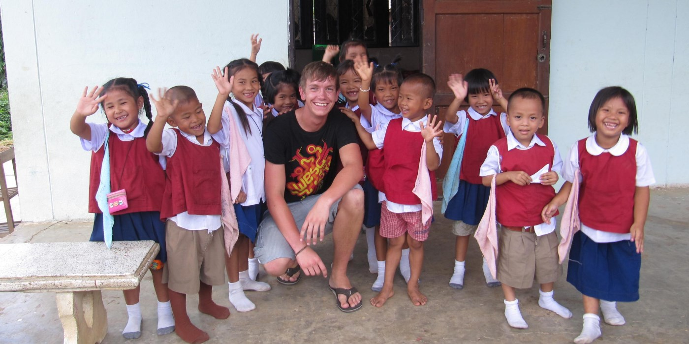 London Universities value Gap Years so why not add teaching children in Asia to your CV