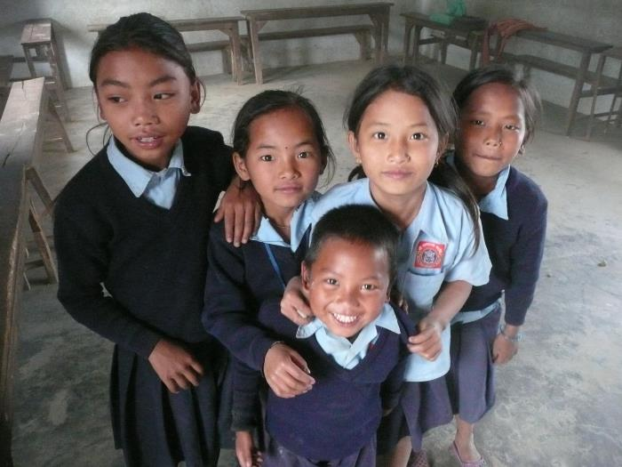 Make a difference by teaching school children English on a Gap Year in Nepal