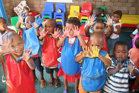 Volunteer in schools
