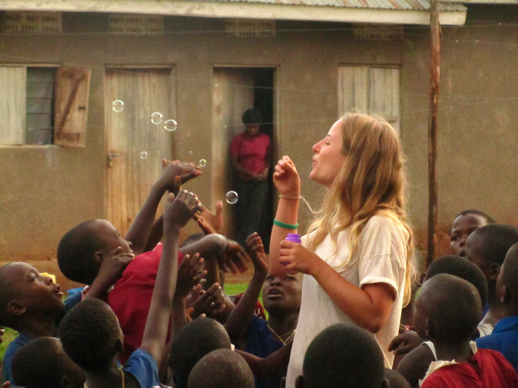Cultural immersion on a Gap Year in Uganda