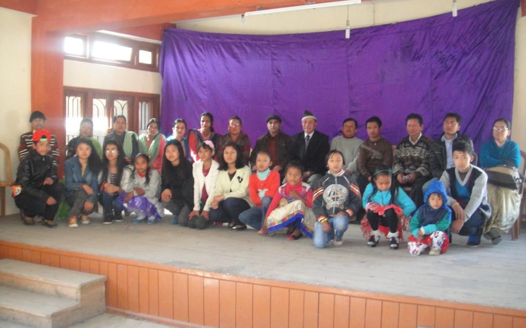 Uma Lama Education Foundation