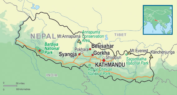 Nepal Programs Africa Asia Venture