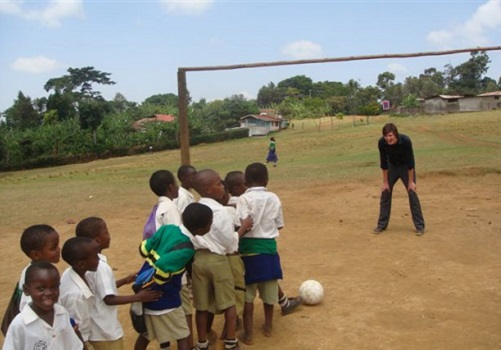 Gap Year in Tanzania