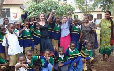 Molly in Tanzania