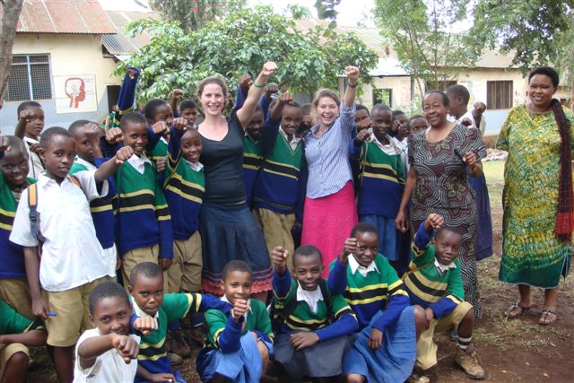 Volunteering at Machame School, Tanzania - Molly