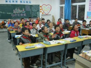 gap year in school in China