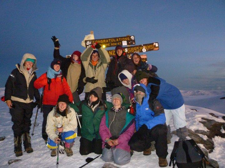 Climb kilimanjaro in Africa