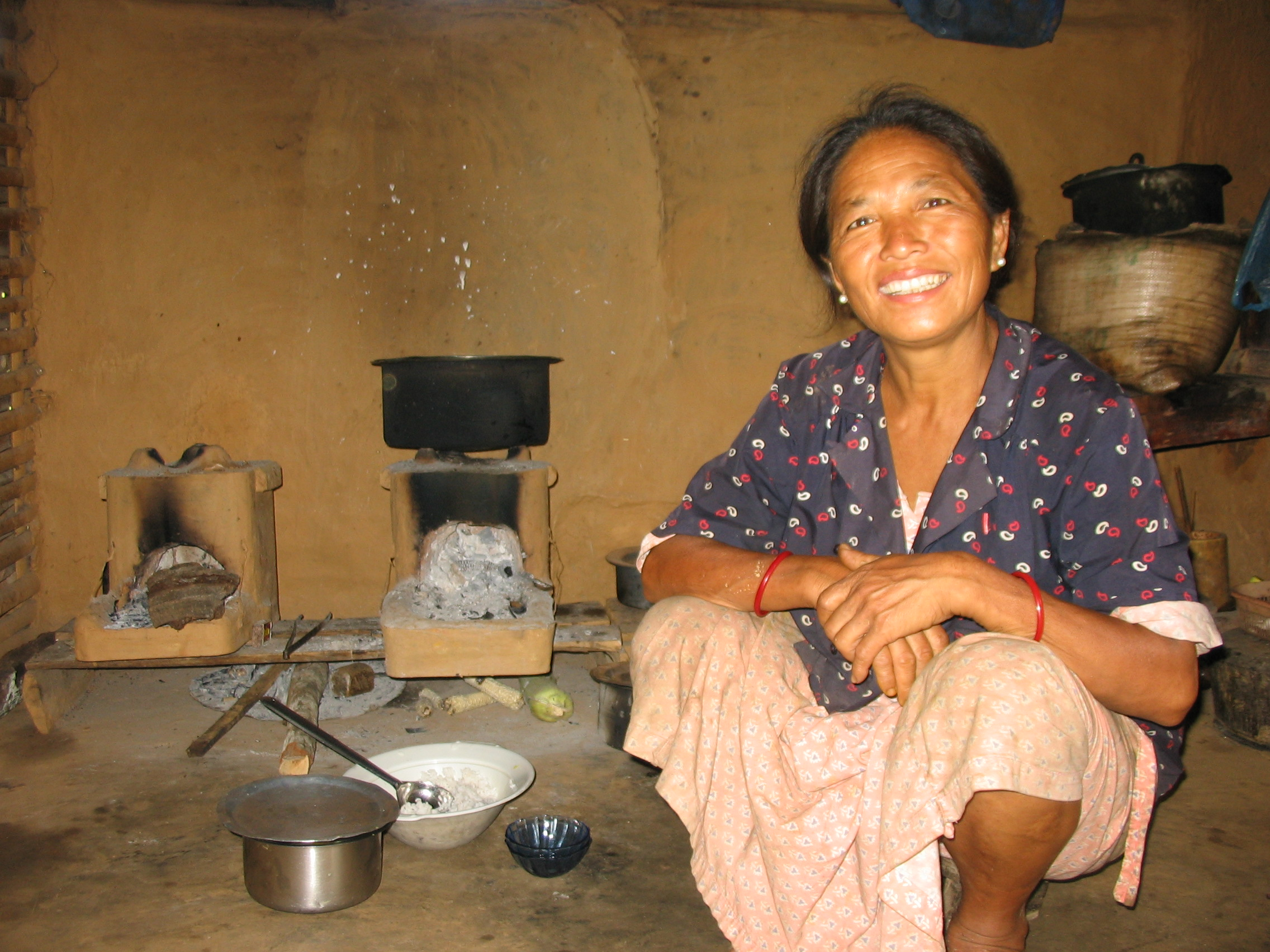 Learn how to cook traditional food on your Gap Year with friends