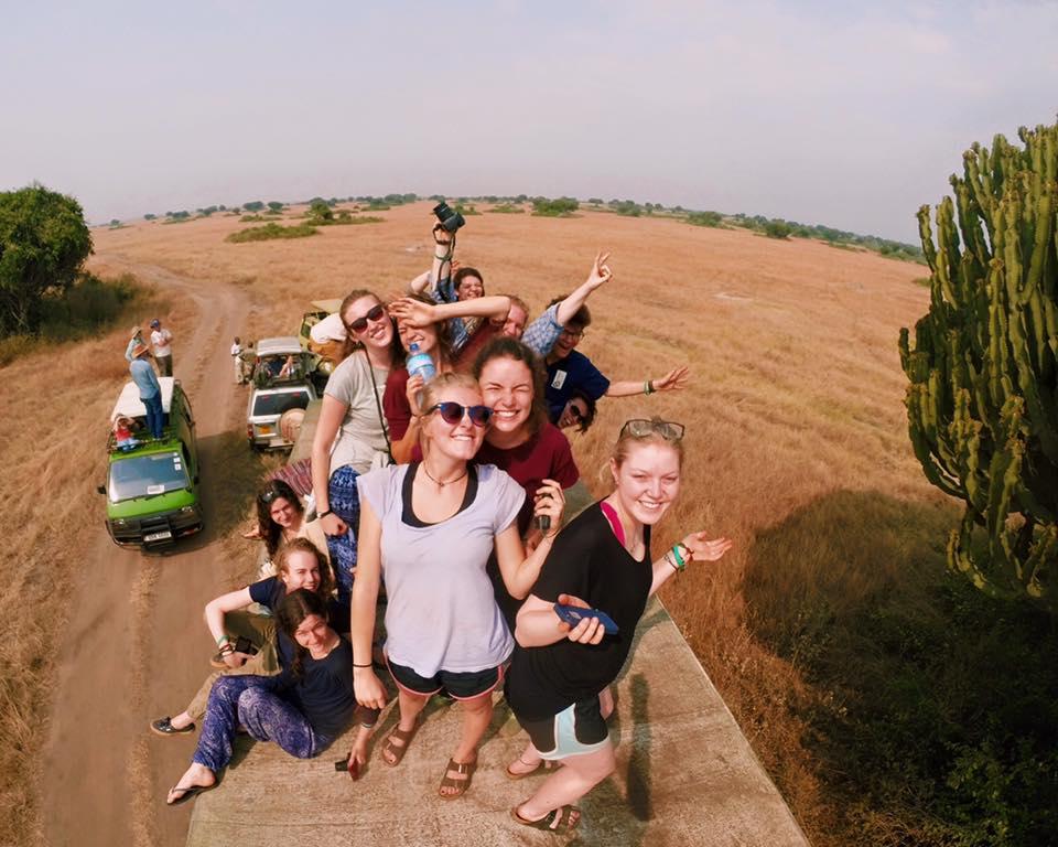 Top 5 Inspirational Gap Years, do a Safari in Kenya