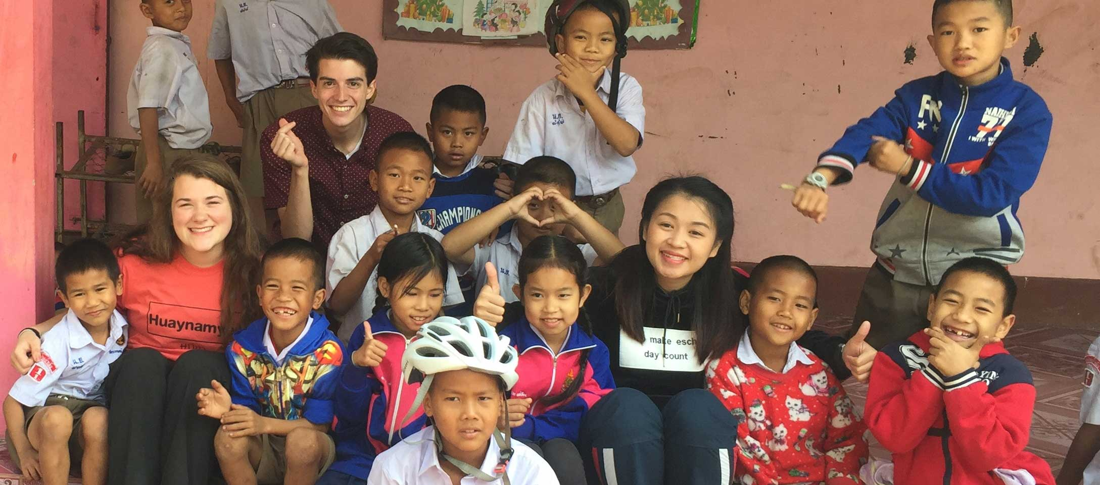Thailand summer program