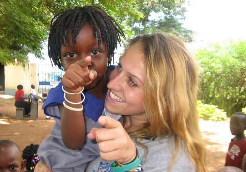 AV summer gap year program in Uganda