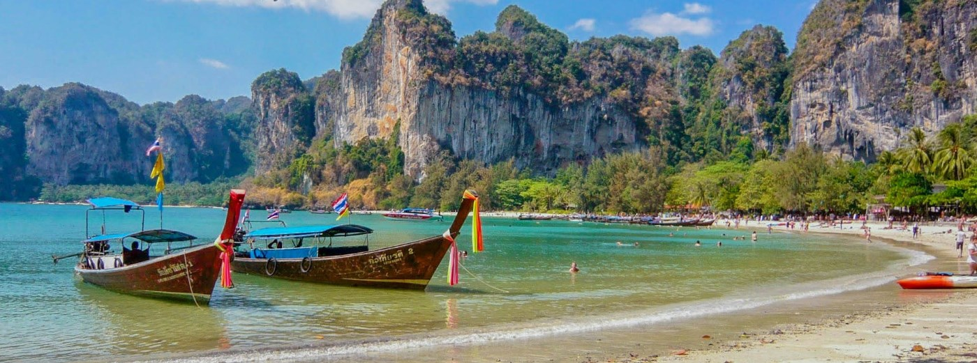 Dreaming of summer holidays in the sun? Visit Thailand for the trip of a lifetime!