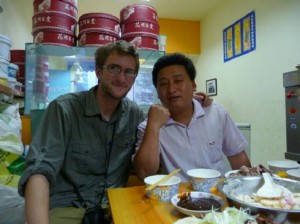 Gap year experience in China