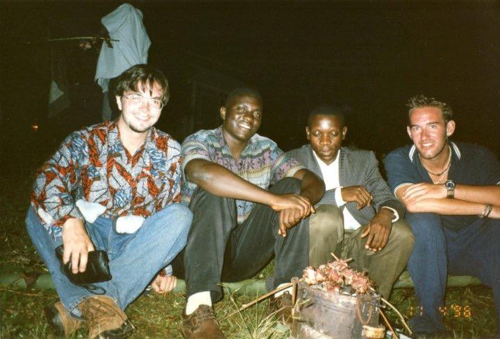 Uganda trip 1996