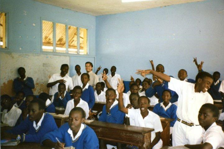 Uganda 1996 trip