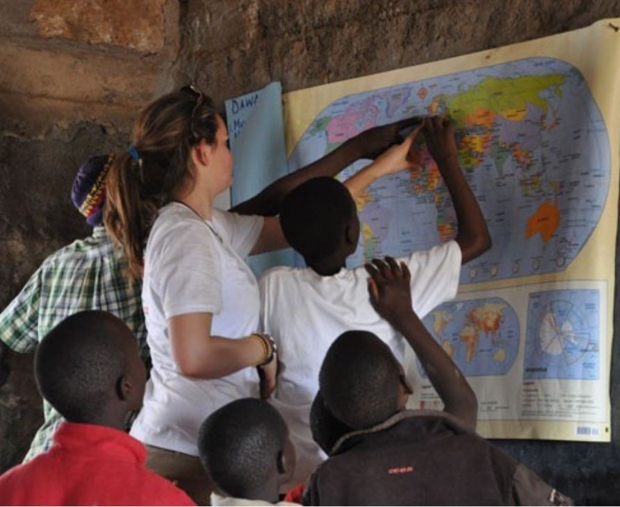 Work experience program during the summer in Kenya